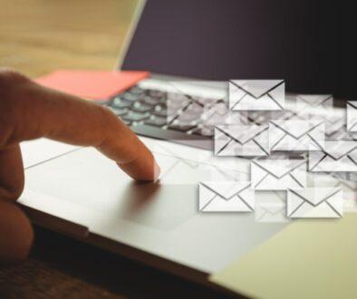 e-mails para sua lista de clientes